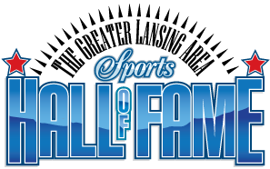 Greater Lansing Area Sports Hall of Fame Logo